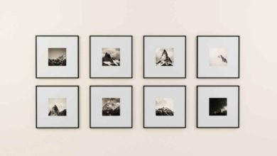 Bild von Bilder aufhängen ohne bohren