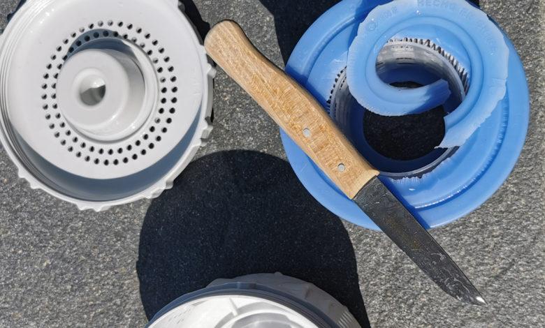 Filter Intex Whirlpool basteln