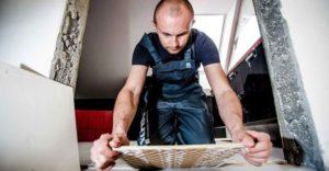 Fliesen an Rigipswänden entfernen ohne den Gipskarton zu beschädigen
