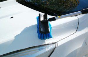 Lackpflege und Lackaufbereitung gehören zur Fahrzeugaufbereitung