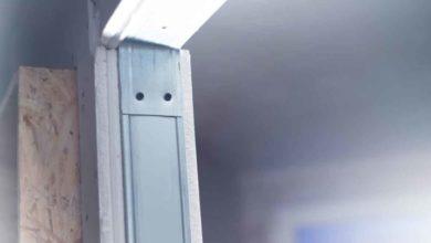 Bild von Rigips Kantenhobel – Perfekte Winkel für Kanten der Rigipsplatten