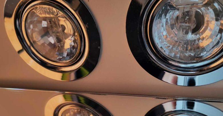 Bild von LED Einbaustrahler dimmbar und ohne Trafo
