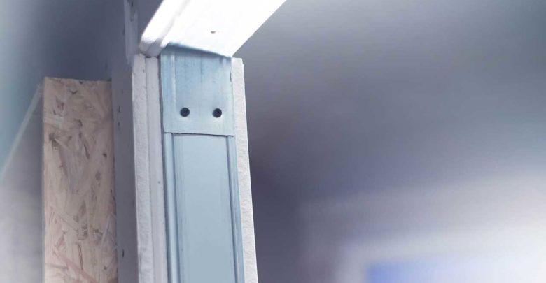 Bild von Rigips Unterkonstruktion – Montage von Rigipswänden & Decken