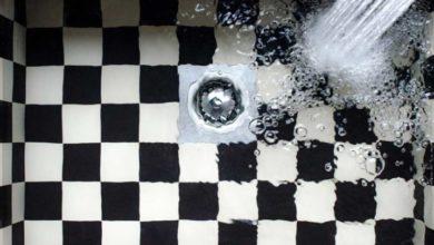 Bild von Abfluss verstopft – Was tun?