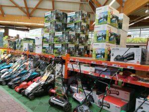 BayWa Baumarkt Poing - Baustoffvertrieb