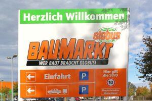 Globus Baumarkt Chemnitz - Riesen Auswahl