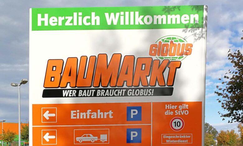 Bild von Globus Baumarkt Chemnitz – Riesen Auswahl