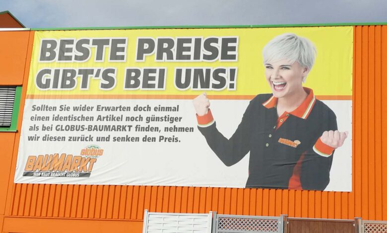 Bild von Globus Baumarkt Göttingen – Riesen Auswahl