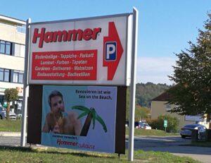 Hammer Baumarkt